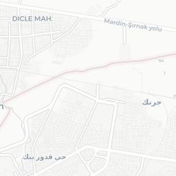 NusaybinQamishli UMap - Qamishli map