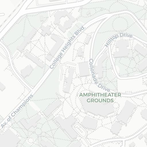 Residence Hall Map | Western Kentucky University