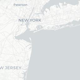 Mapa Turístico De Nueva Jersey Plano De Nueva Jersey - Mapa de new jersey