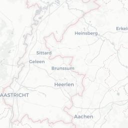 Belgium Mapnificent Dynamic Public Transport Travel Time Maps