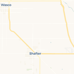 Distance from McFarland California to Shafter California ...