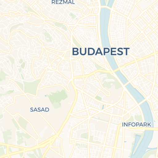 Budapest Map Interactive Map And Pdf Download Budapestorg