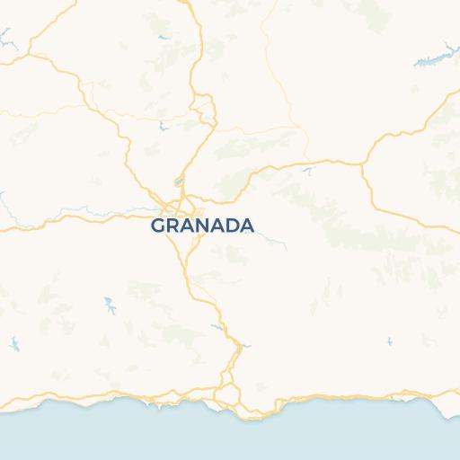 Cartina Geografica Spagna Del Sud.Mappa Dell Andalusia Cartina Interattiva E Download Mappe In Pdf Andalusiaspagna Com
